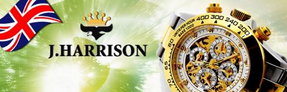 【J.HARRISON】ジョンハリソン腕時計