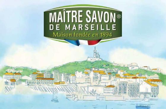 メートル・サボン・ド・マルセイユ